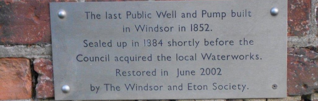 Windsor & Eton Society - About